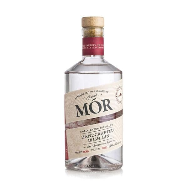 Mor Irish Berry Infused Gin 70cl