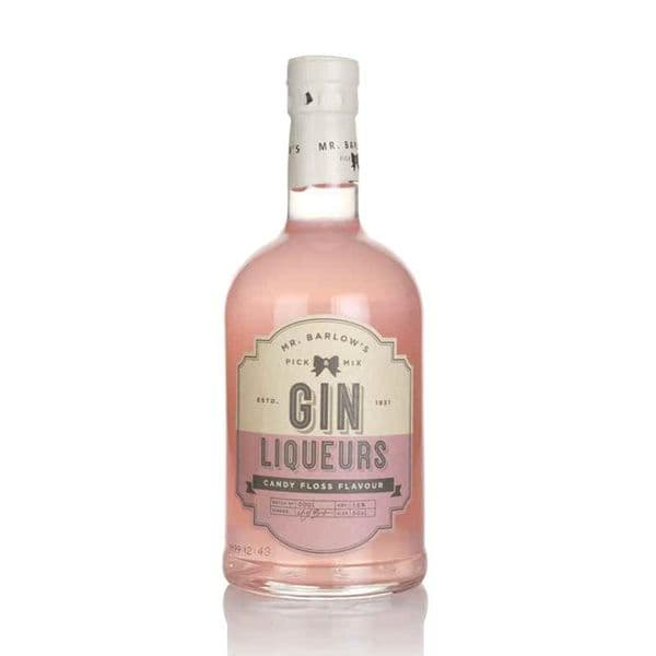 Mr Barlows Candy Floss Gin Liqueur 50cl