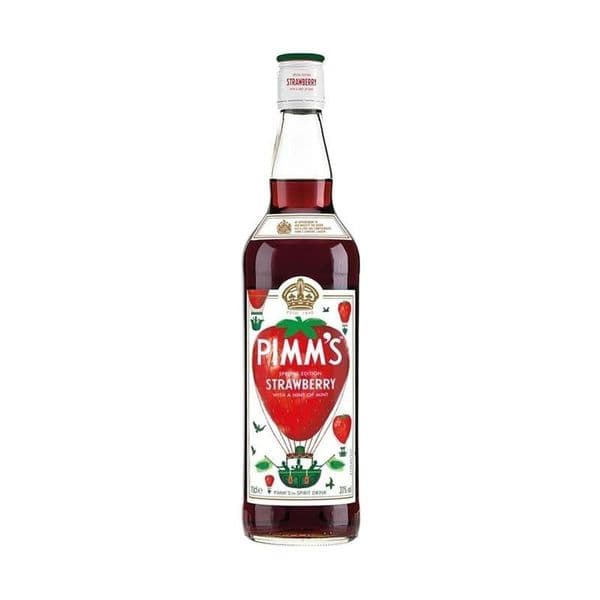 Pimms Strawberry & Mint Special Edition 70cl