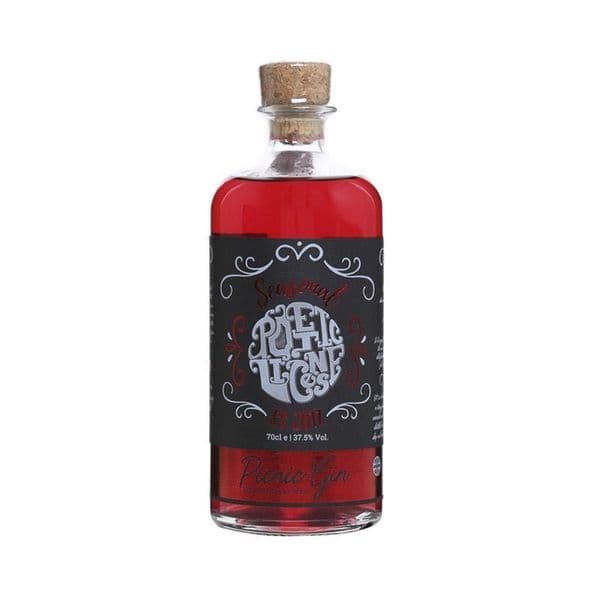 Poetic License Strawberries & Cream Picnic Gin 70cl