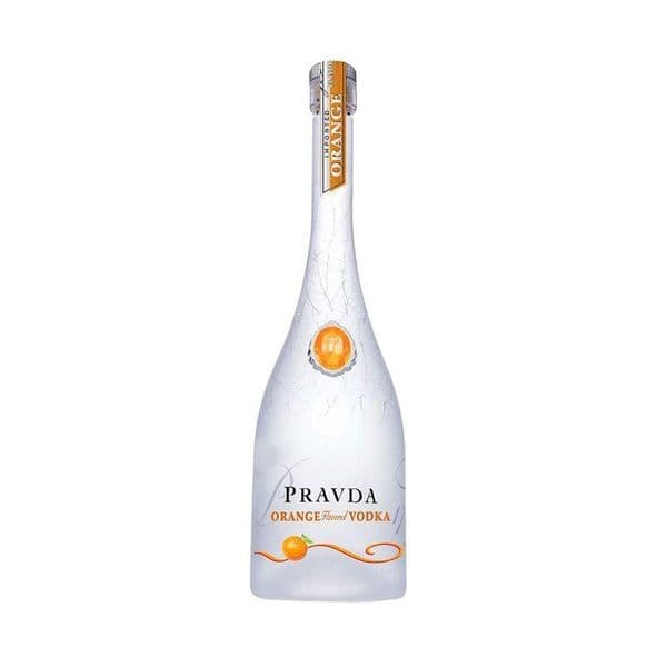 Pravda Orange Vodka 70cl