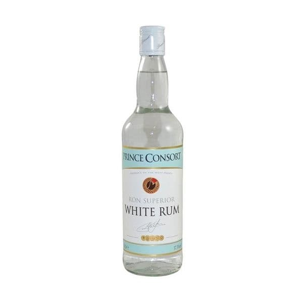 Prince Consort White Rum 5cl