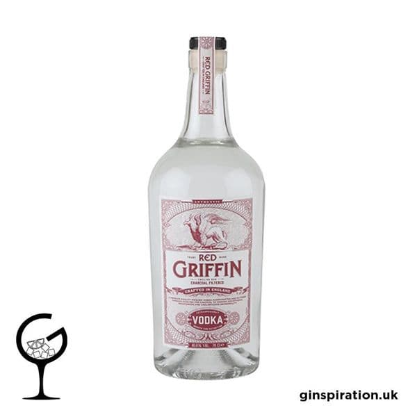 Red Griffin Vodka 70cl