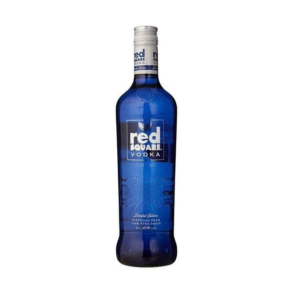Red Square Vodka Blue Edition 70cl | Buy Online Now!