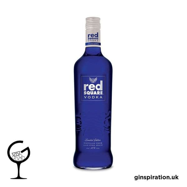 Red Square Vodka Blue Edition 70cl