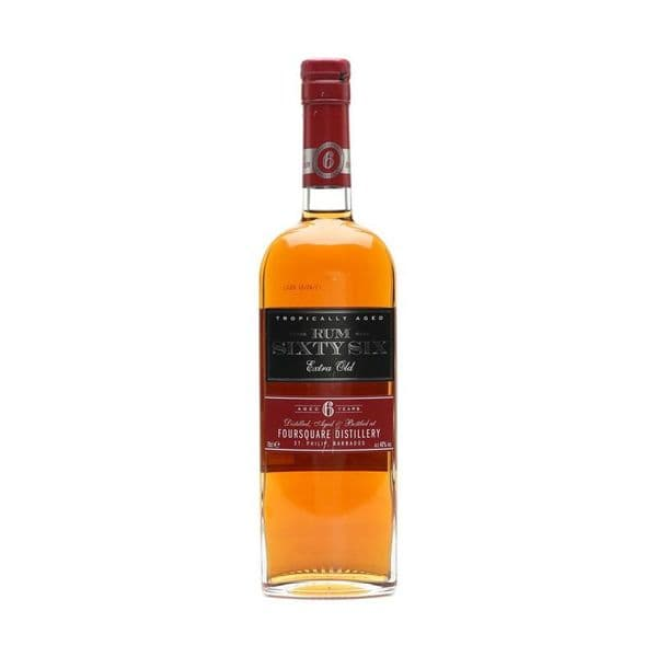Rum Sixty Six  6 Year Old Rum 70cl