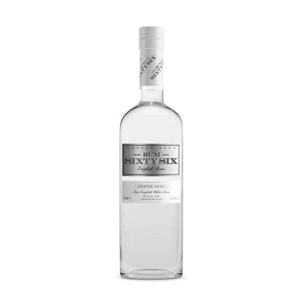 Rum Sixty Six English White Rum 70cl