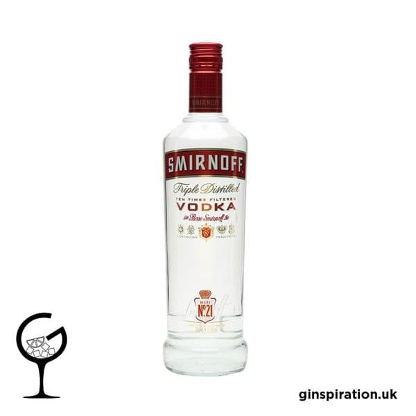 Smirnoff Red Vodka 70cl