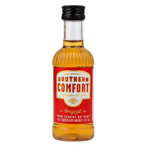Southern Comfort Whiskey Liqueur 5cl | Ginspiration.uk