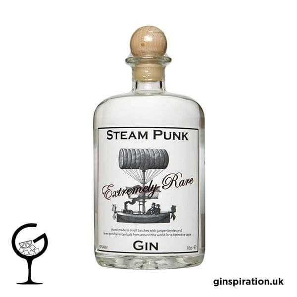 SteamPunk Extremely Rare Gin 70cl