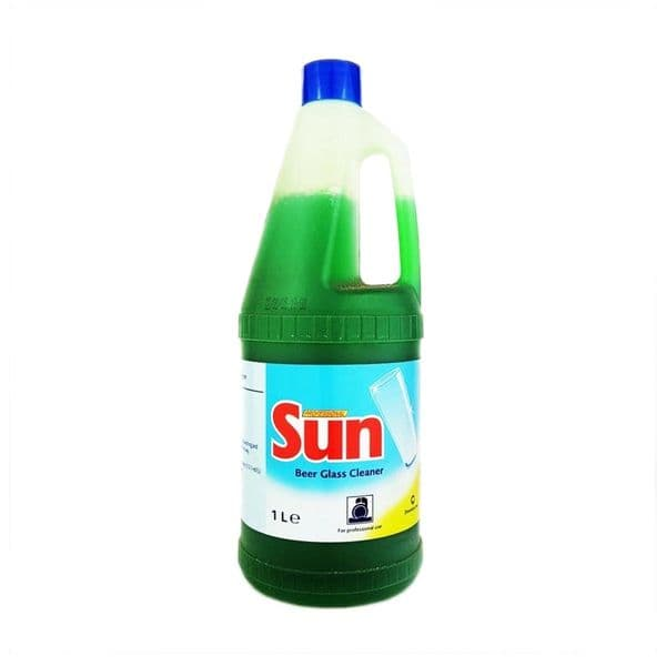 Sun Glass & Professional Washing Up Liquid 1L