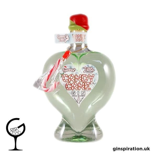 Sweet Little Candy Cane Gin Liqueur 50cl