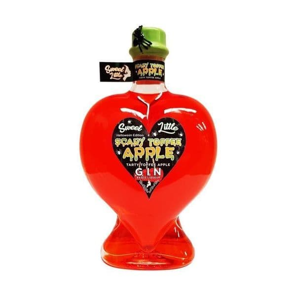 Sweet Little Scary Toffee Apple Gin Liqueur 50cl