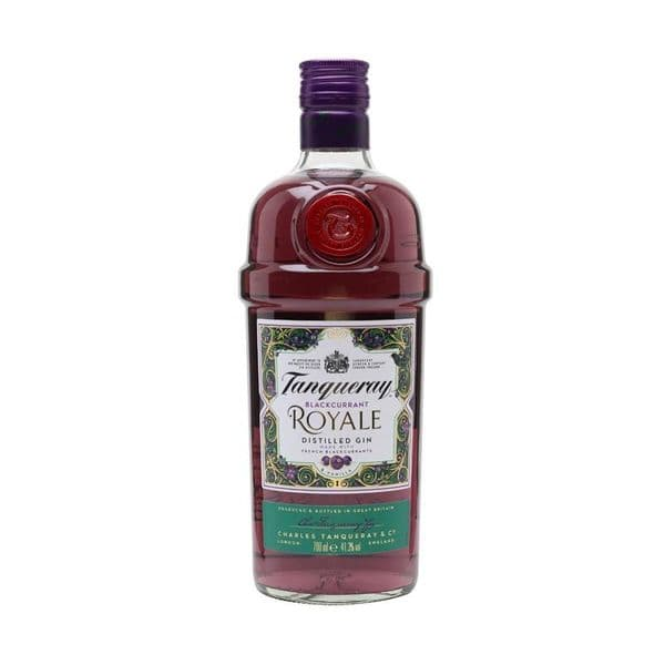 Tanqueray Blackcurrant Royale Gin 70cl | Buy Online Now!