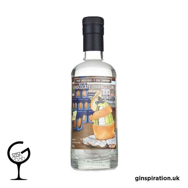That Boutique-Y Chocolate Orange Gin 50cl