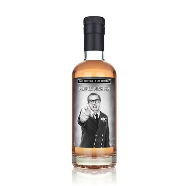 That Boutique-Y Proper Pink Gin 50cl