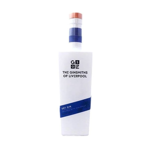 The Ginsmiths of Liverpool Dry Gin 70cl