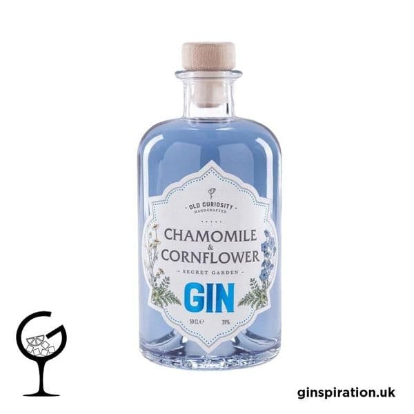 The Old Curiosity Lavender & Echinacea Gin 50cl