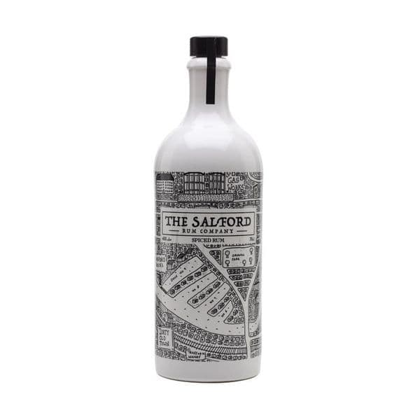 The Salford Spiced Rum 70cl