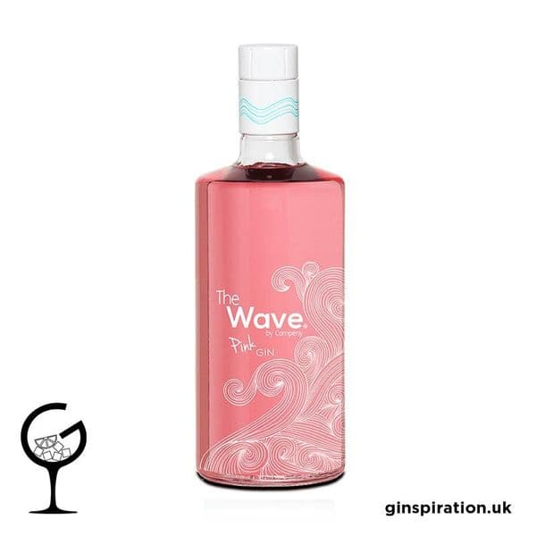 The Wave Pink Gin 70cl