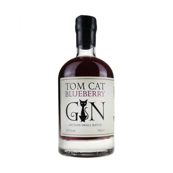 Tom Cat Blueberry Gin 70cl
