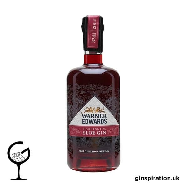 Warner Edwards Sloe Gin 70cl