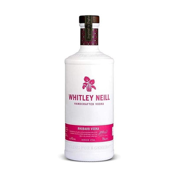 Whitley Neil Rhubarb Vodka 70cl
