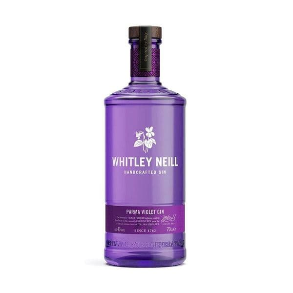Whitley Neill Parma Violet Gin 70cl | Buy Online Now!