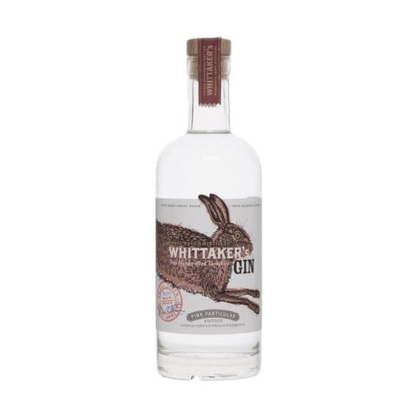 Whittakers Gin Pink Particular Edition 70cl