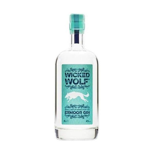 Wicked Wolf Exmoor Gin 70cl