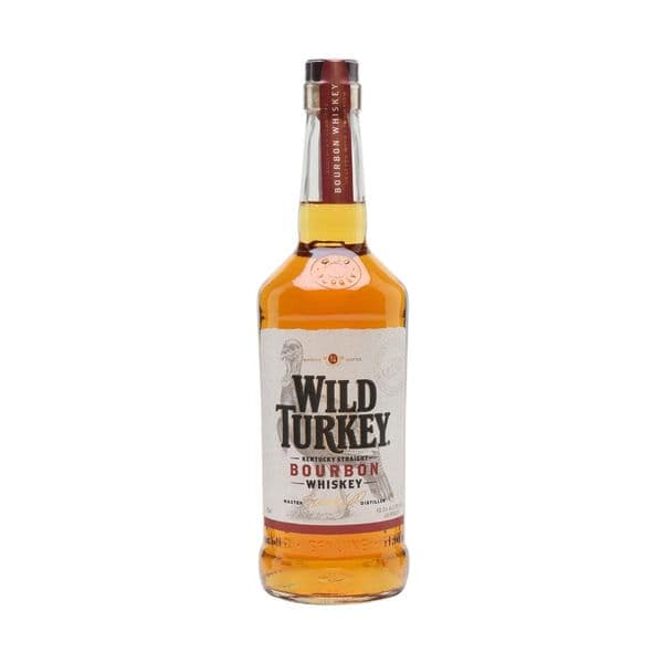 Wild Turkey 81 Proof Bourbon Whiskey 70cl