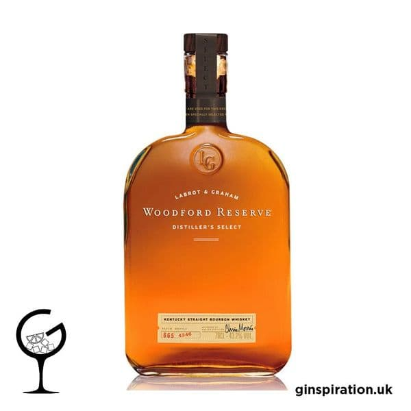 Woodford Reserve Kentucky Bourbon 70cl