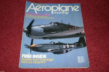 Aeroplane Monthly Magazine 1980 December DH89,BE2,Avro Vulcan Bomber