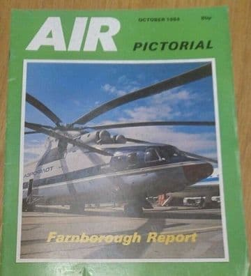 Air Pictorial Magazine 1984 October Philippine Air Force