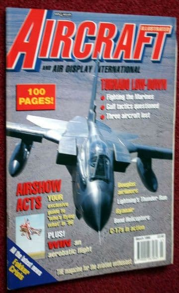 Aircraft Illustrated Magazine 1996 March McDonnell Douglas,Constellation
