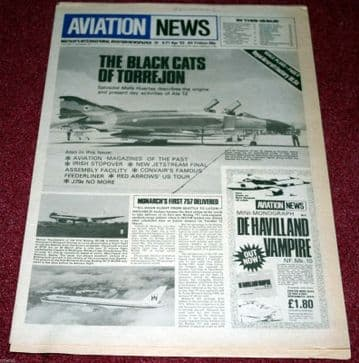 Aviation News Magazine 11.23 SE5A,Spanish Air Force