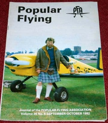 Popular Flying Magazine 1982 September-October