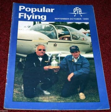 Popular Flying Magazine 1989 September-October