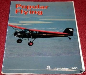 Popular Flying Magazine 1991 April-May
