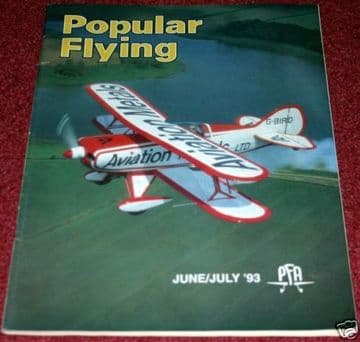 Popular Flying Magazine 1993 June-July