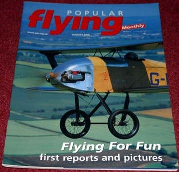 Popular Flying Magazine 2005 August Flitzer