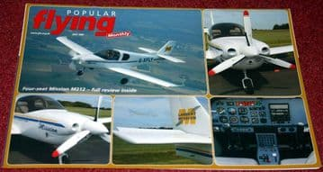 Popular Flying Magazine 2005 July Mission M212,Colomban