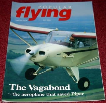 Popular Flying Magazine 2006 July PA-15 Vagabond
