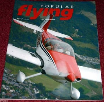 Popular Flying Magazine 2006 September RV-6
