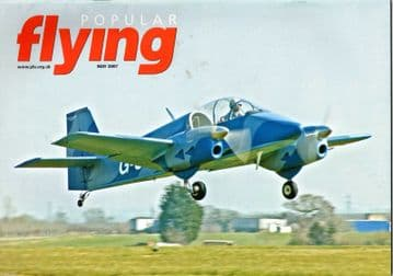 Popular Flying Magazine 2007 May Jodel