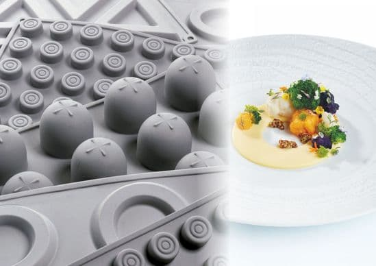 Gourmand Moulds