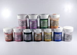 Martellato fat soluble Pastel Powders 5g Pot