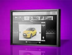 "46"" Multi Touch Screen Display"