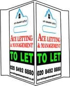 Commercial Boards Printed in 4 Colours
