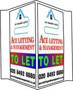 Commercial Boards Printed in Full Colour